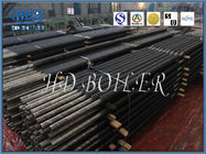 Integral Spiral Steam Boiler Fin Tube Carbon Steel / Stainless Steel Customized