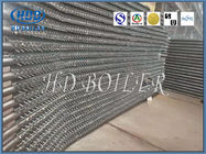 Alloy Steel Boiler Parts Water Wall Panels Membrane Type Water Wall Tube