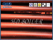 China Boiler Pressure Parts CS Boiler Fin Tube Heat Exchanger For CFB Boiler Economizer factory