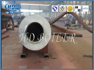 Alloy Steel Boiler Manifold Header For Coal Fired Boiler Economizer And Water Wall Panel