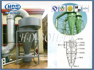 China Boiler Industrial Cyclone Separator Dust Collector & Multi Cyclone Separator factory