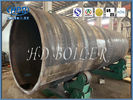 High Pressure Heating Boiler Steam Drum For Power Plant Boilers , Long Service