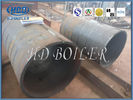 Horizontal Type Boiler Steam Drum For Water Tube Coal Fuel Steam Boilers