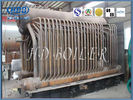 Hot Water Boiler High Pressure Boiler Parts Boiler Header With Seamless Steel Tube