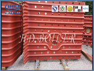 Heat Exchanger Parts Boiler Water Wall Panels With Pin For Power Station Plant Using