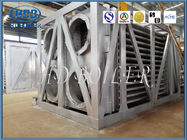 Horizontal Tubular Type Air Preheater As Heating Exchanger For Power Station Boiler