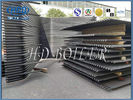 Membrane Type Pin Type Steel Water Wall Panels For CFB With Natural Circulation