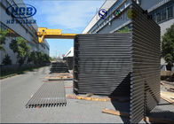 China Long Life Boiler Spare Parts Membrane Water Wall For Industrial Boiler company