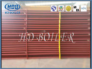 Customized Boiler H Tube Fin Heat Exchanger For Economizer , ASME Standard