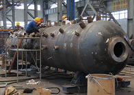 Coal Fired Steam Hot Water Boiler Drum In Thermal Power Plant Natural Circulation