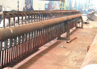 Two Manifolds Sugar Mill Headers And Manifolds 15GrMoG And SA106 Material