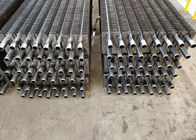 Power Station Boiler H Type Fin Tube , Carbon Steel Sprial Finned Tubes For Power Plant