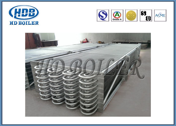 Finned Tube Heat Exchanger Radiant Superheater In Thermal Power Plant
