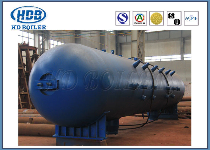 High Temperature Gas Hot Water Boiler Steam Drum For Power Station CFB Boiler