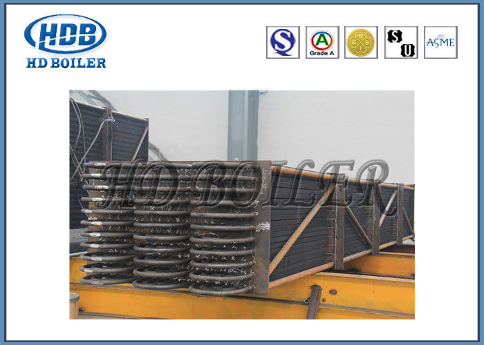 Tubular Type Boiler Air Preheater APH Air Heat Exchanger ASME Certification