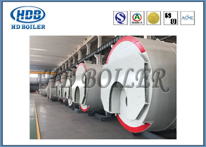 Vertical / Horizontal Organic Heat Carrier Boiler Heating Equipment Coal Fired