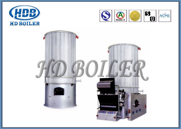Vertical Gas Oil Fired Thermic Fluid Boiler High Efficiency Low Pollution Emission