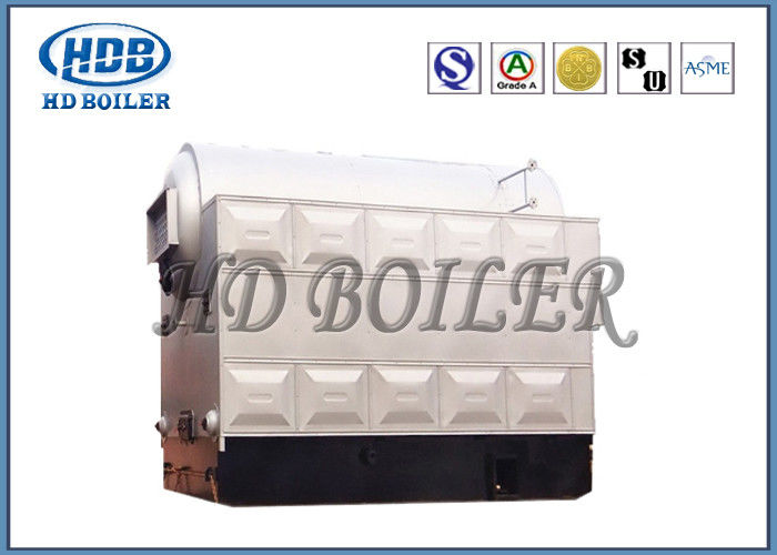 Water Tube Automatic Industrial Biomass Fuel Steam Boliers Energy Saving