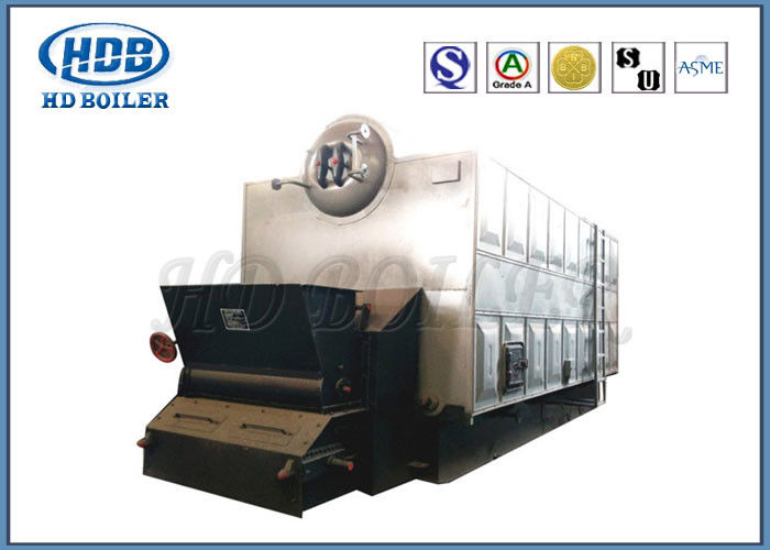 Chain Grate Stoker Biomass Hot Water Boiler Wood Fired High Efficiency