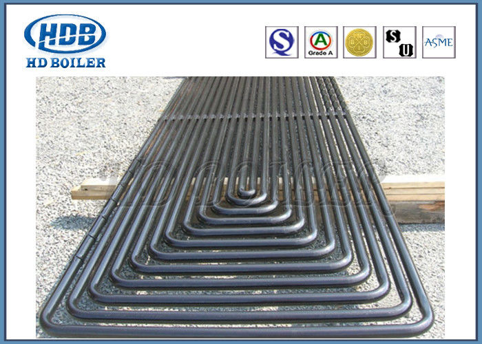 Hight Efficiency Alloy Steel Superheater In Thermal Power Plant ...