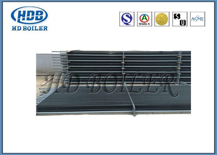 Double Finned Boiler Fin Tube / Heat Exchanger Tubes For Steam Boiler