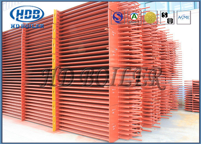 Carbon Steel Seamless Tube Economizer for Boilers of Coal Fuel with Natural Circulation