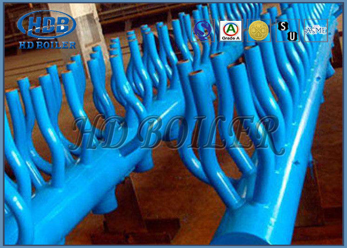 Boiler Header Manifolds Coal Fired Ultra Super Critical Power Plant Energy Efficiently