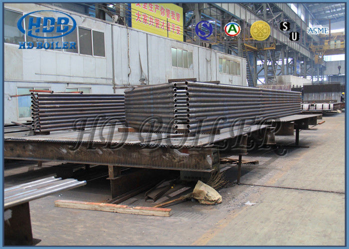 Submerged Arc Welding Water Wall Tubes In Boiler 100% Penetrant ...