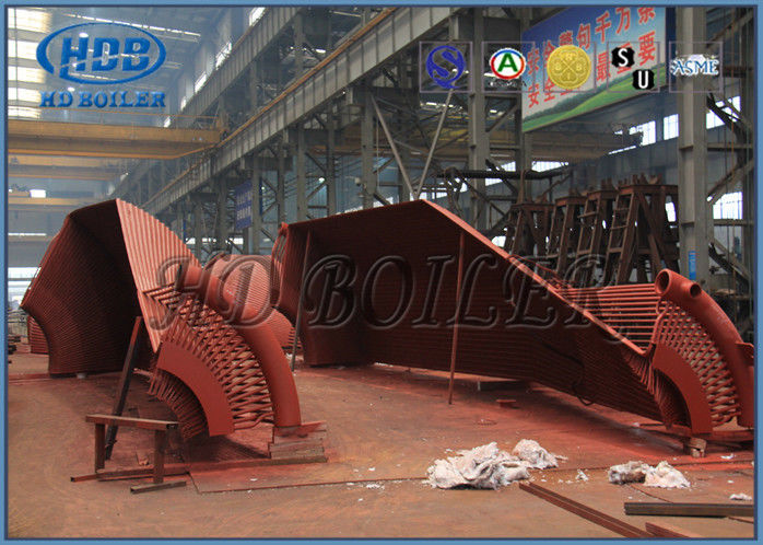 CFB Boiler Industrial Cyclone Separator For Dong Fang Boiler Corporate Removing Particulates