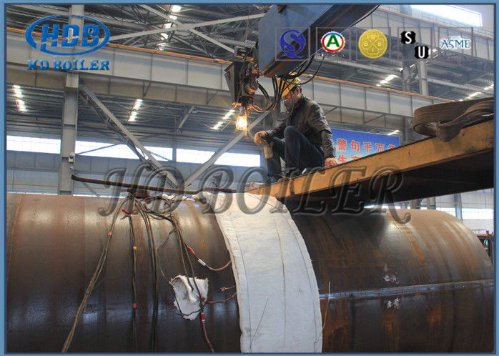 100mm Thickness Produce Superheatered And Saturated Steam Natural Circulating Type