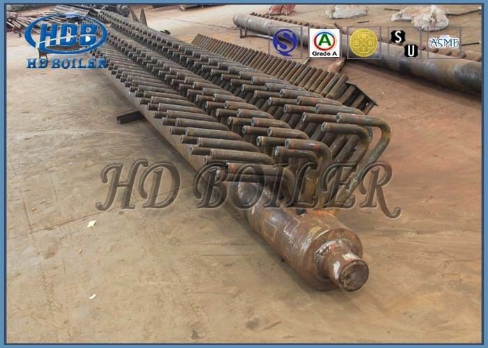 Power Plant Boiler Manifold Headers ASME standard Boiler Parts