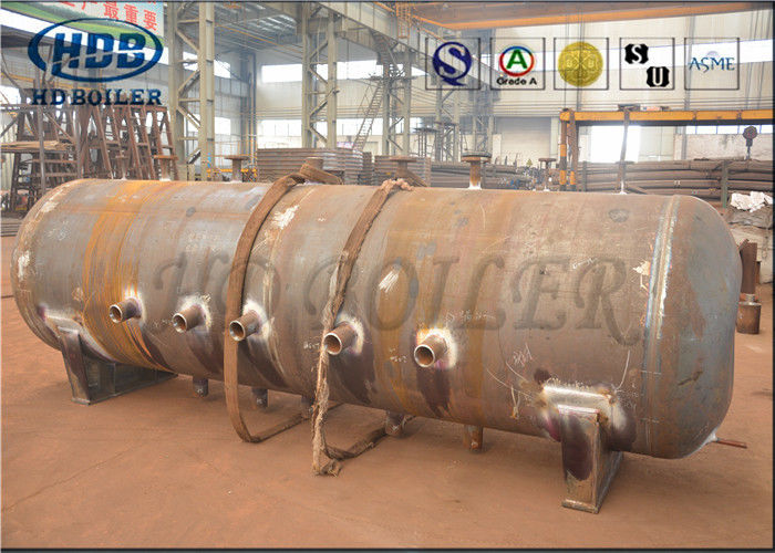 ASME Standard Produce Superheatered And Saturated Steam Boiler Drum ...