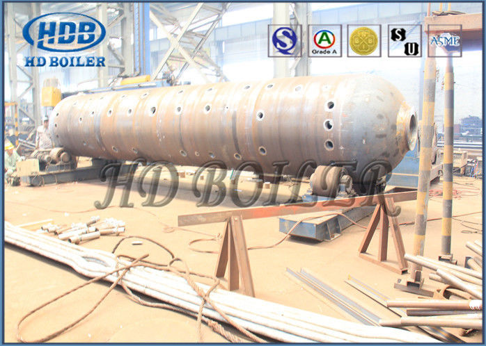 Environmentally Friendly Alloy Material CFB Boiler , High Pressure Steam Boiler
