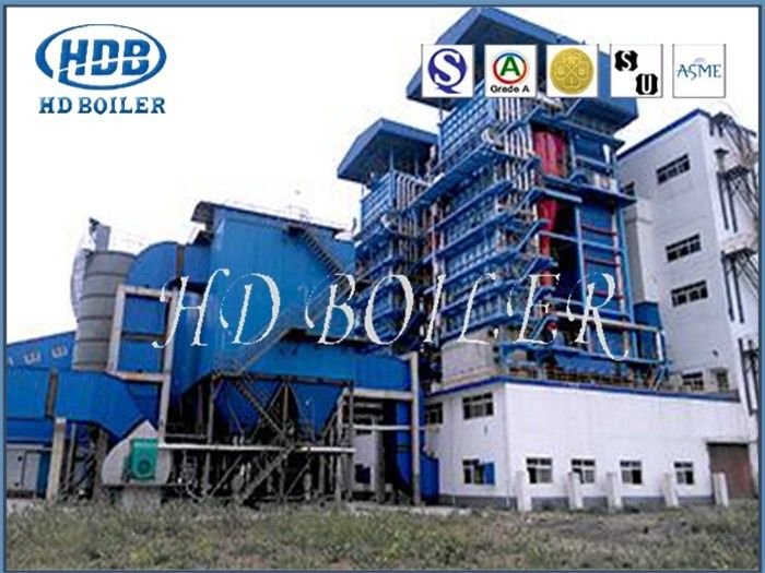 Eco Friendly High Pressure Horizontal CFB Boiler For Industry Or Power Station