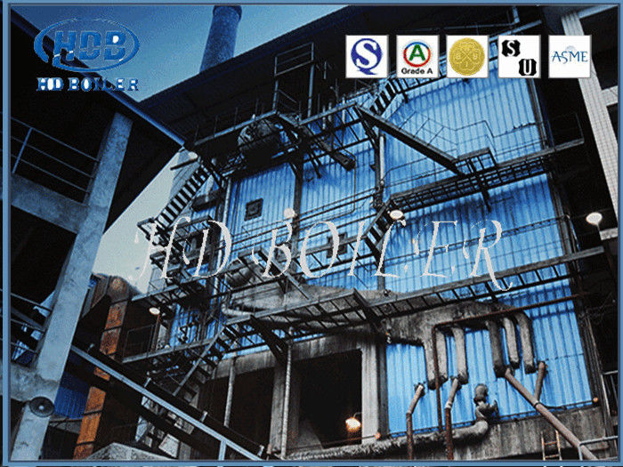Energy Saving Circulating Fluidized Bed Combustion Boiler For Power / Industry Plant