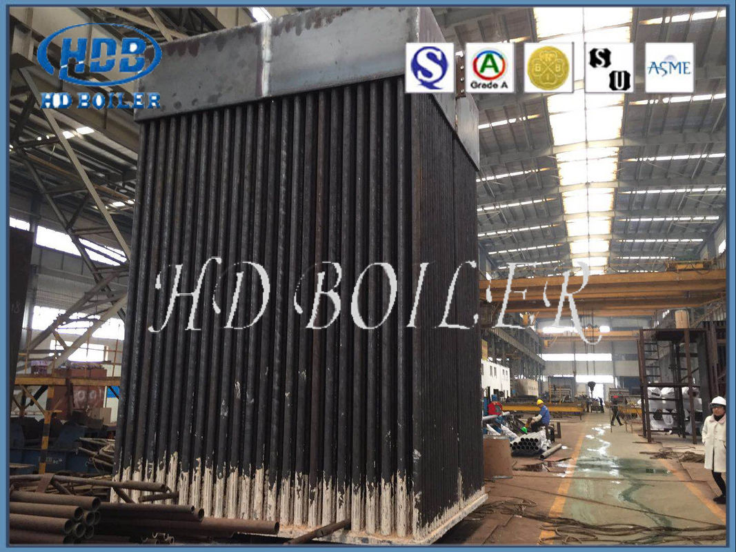 Power Station Recuperative Air Preheater In Boiler Heat Preservation High Efficiency