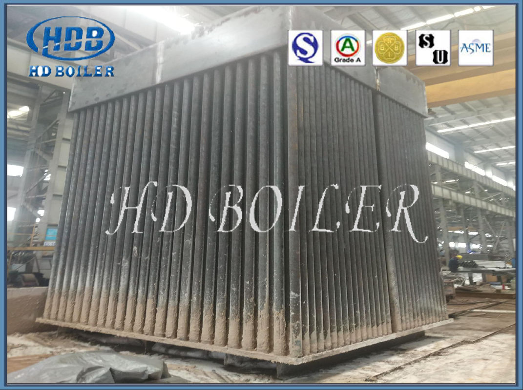 Utility / Power Station Recuperative Air Preheater Heat Preservation High Efficiency