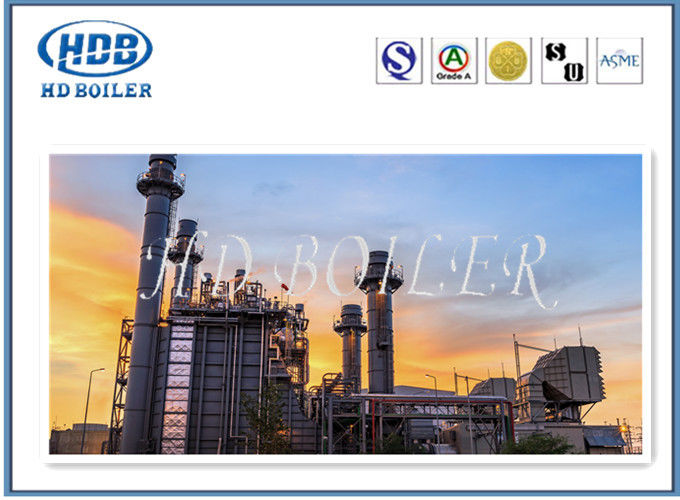 Industrial & Power Plant Use HRSG Heat Recovery Steam Generator With High Efficiency