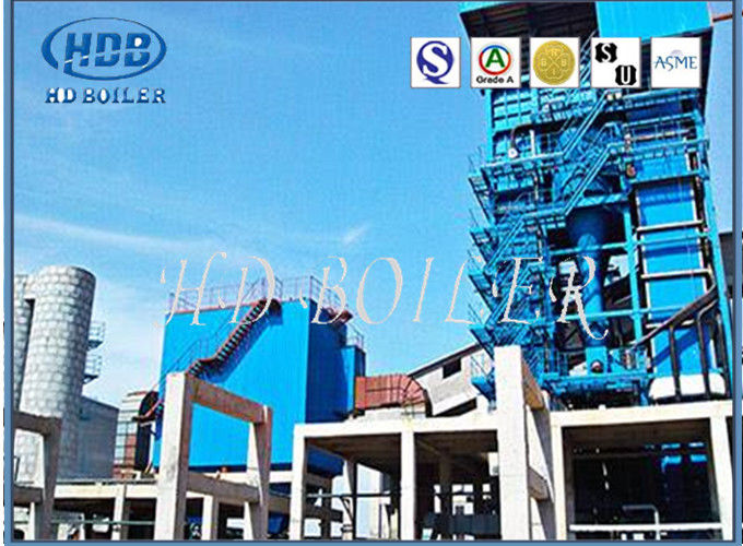 Electrical Hot Water High Pressure CFB Boiler For Industry Or Power Station