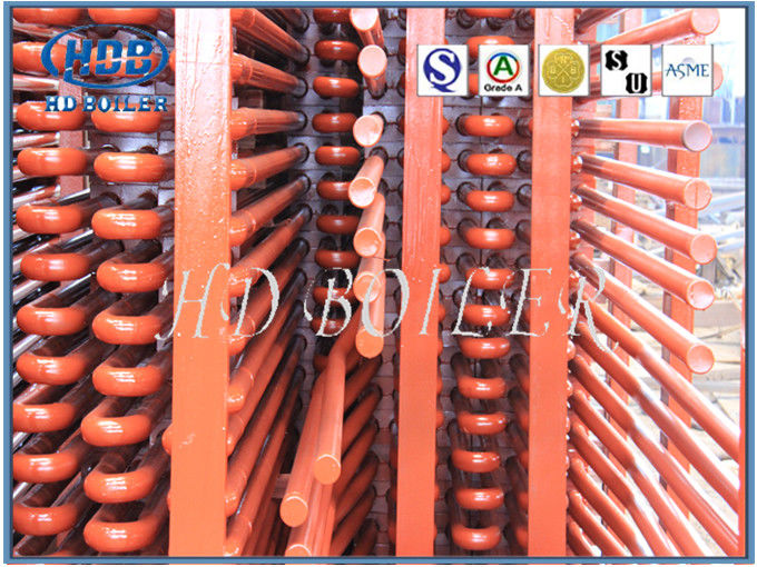Strict Produced Energy Saving Superheater In Boiler For Industry Or Power Station