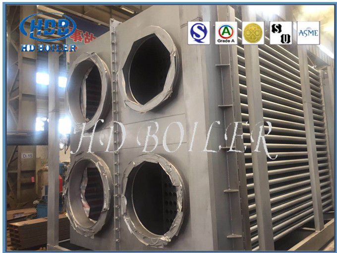 Professional Customized Boiler Air Preheater For Industry , ASME Standard