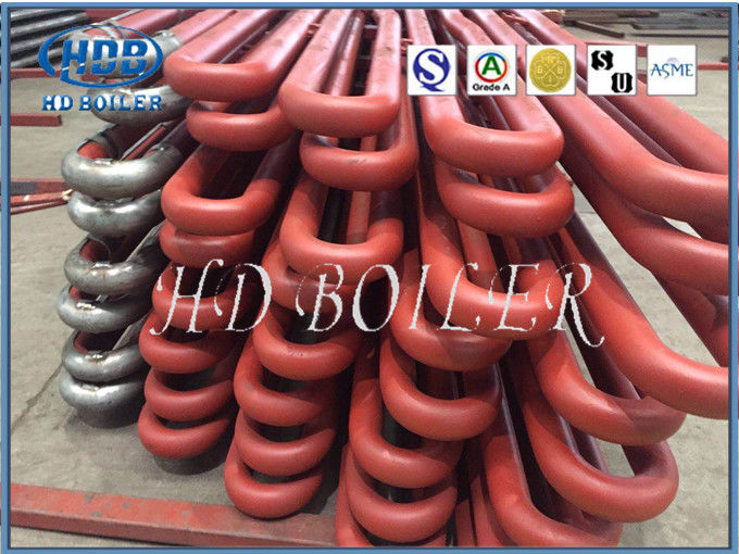 Alloy Steel Superheater And Reheater For Pulverized Coal Boilers With Natural Circulation