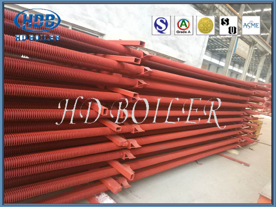 Primary / Secondary Superheater And Reheater For CFB Boilers