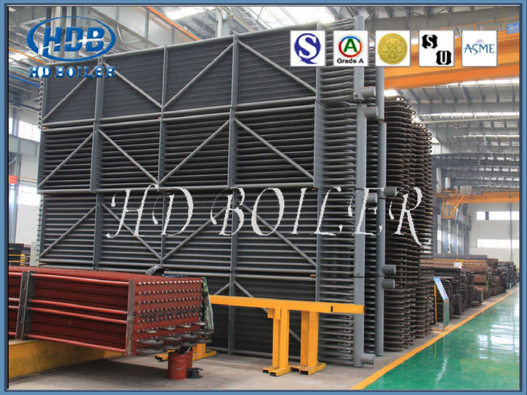 Power Station Boiler Economizer For Pulverized Coal - Fired CFB Boiler