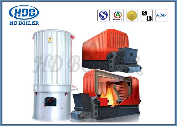 Horizontal Organic Heat Carrier Thermal Oil Boiler Coal Fired ISO9001 Certification
