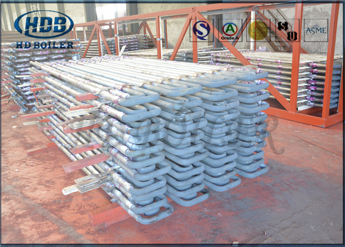 Low Pressure Alloy Steel Superheater And Reheater Pendant Superheater