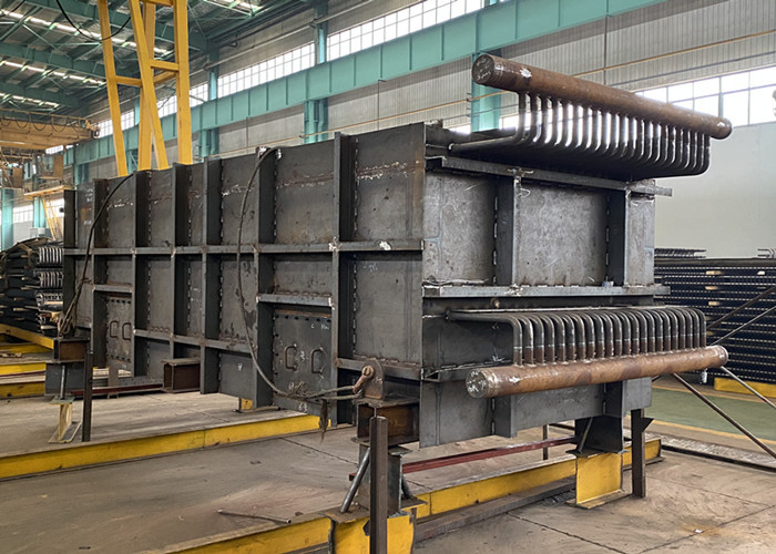 Carbon Steel/Stainless Steel Economizer Module with manifold header For Coal-fired Boilers