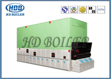 Fire Tube Chain Grate Thermal Oil Boiler With Coal Fired / Biomass Fired