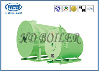 Fuel Saving Industrial Thermic Fluid Boiler / Waste Wood Hot Oil Boiler System