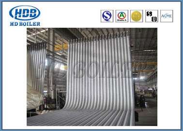 China Steel Boiler Water Wall Tubes For Recycling Water , Auto Submerged Welding factory